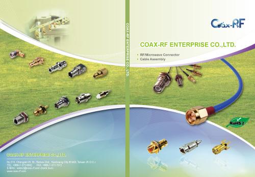 2019 Coax-RF Catalog-Part 2