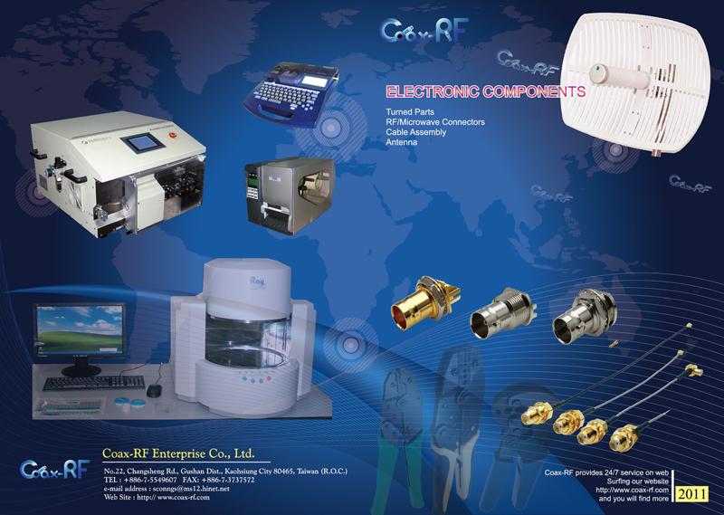 2014 Coax-RF Brochure